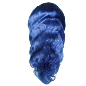 Blue Diamond Wig